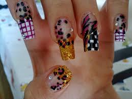 ongles fantaisie